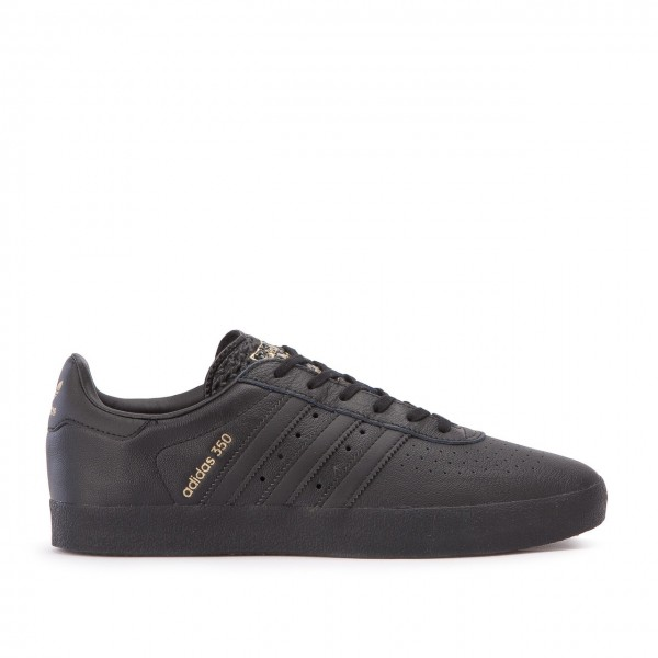 adidas 350 Leather Negras/Negras - By1861