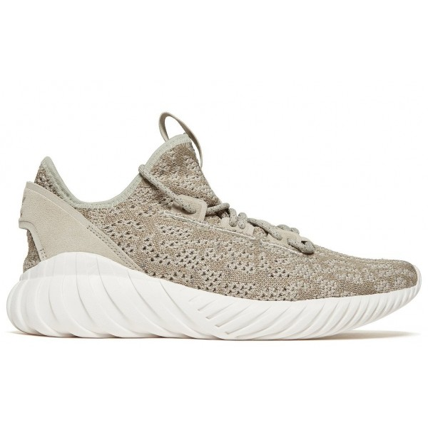 adidas Tubular Doom Sock Primeknit Sesame - By3561