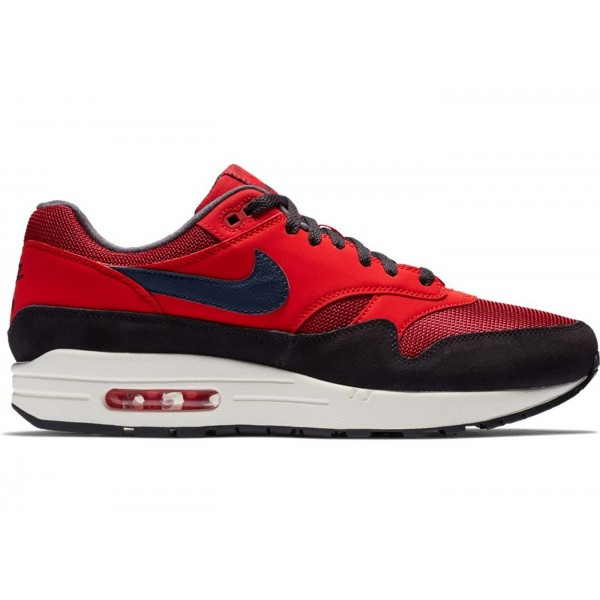 Nike Air Max 1 Rojas/Navy - AH8145-600
