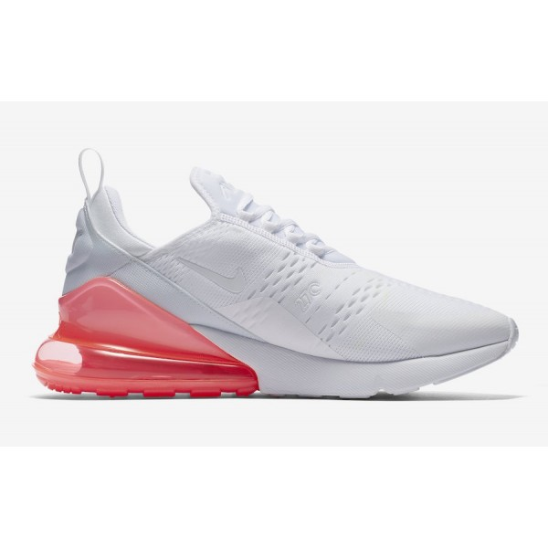 Nike Air Max 270 Blancas/Hot Punch - AH8050-103