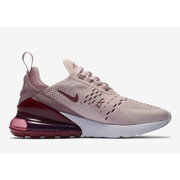 Nike Air Max 270 Barely Rose/Vintage Wine - AH6789...
