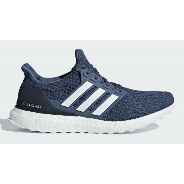 adidas Originals Ultra Boost 4.0 Tech Ink/Blancas ...