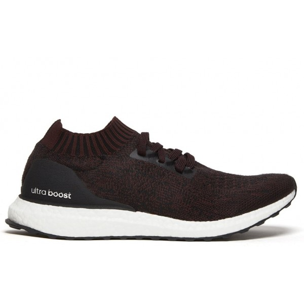 adidas Ultraboost Uncaged Negras/Rojas Oscuro - By...