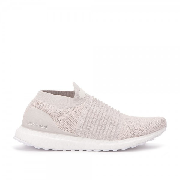 adidas Ultra Boost Laceless Chalk Pearl/Linen - Bb6145