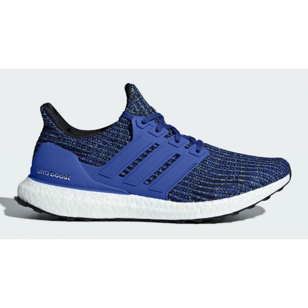adidas Originals Ultra Boost 4.0 Azul/Blancas - CM...