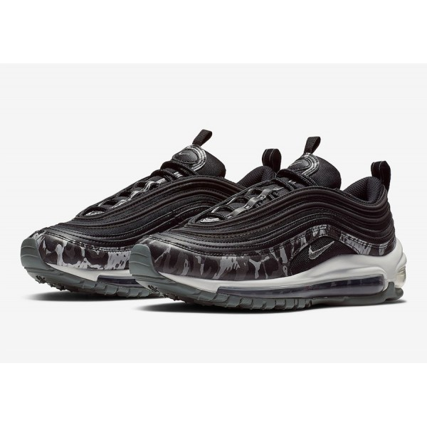 "Nike Air Max 97 ""Future Forward"" Negras/Grises - 917646-005"