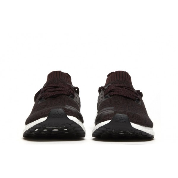 adidas Ultraboost Uncaged Negras/Rojas Oscuro - By2552